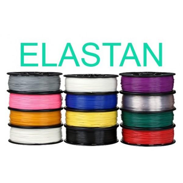 ELASTAN D70 (твердый) пластик, 0.75 кг