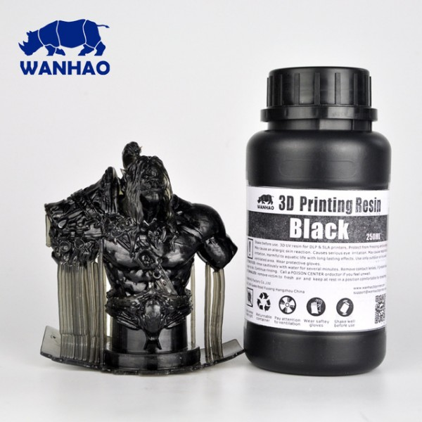 Фотополимер WANHAO UV 405 nm - 0,5 л